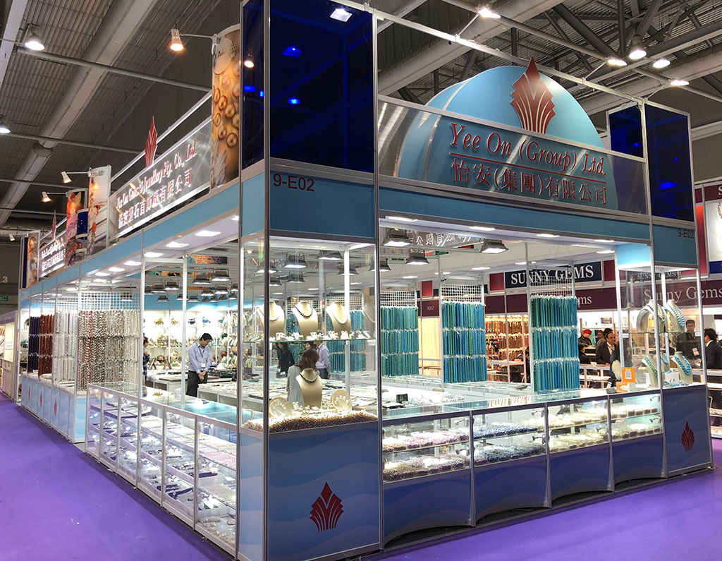HKTDC Hong Kong International Diamond, Gem & Pearl Show 2019